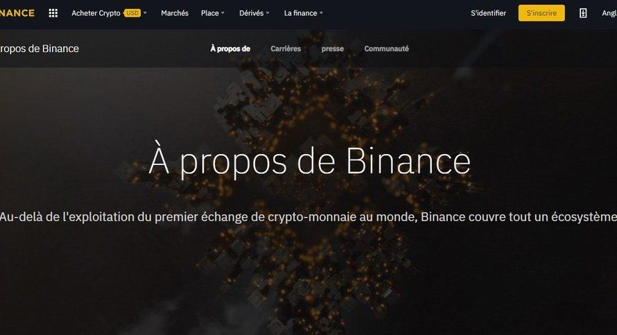 Notre avis sur la plus grande plateforme de cryptomonnaie Binance